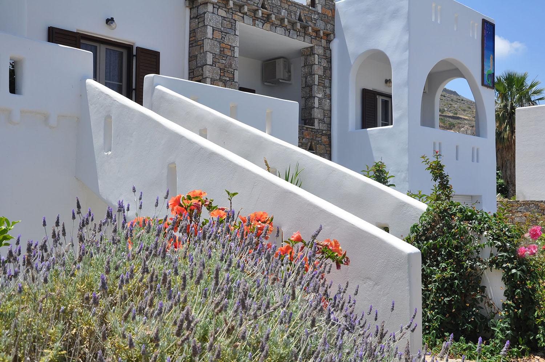 Andromeda Studios Amorgos