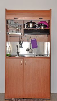 Kitchenette rooms